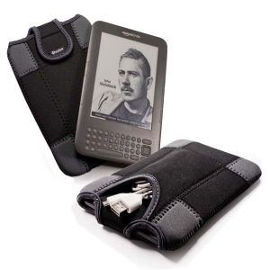 Amazon Kindle 4 & 6 Inch E-Link Leather Cases and Covers