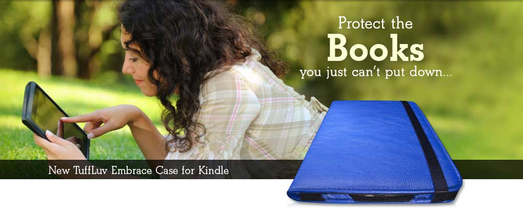 Tuff-Luv Kindle cases