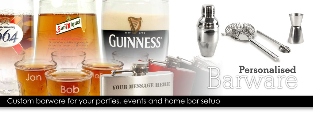 Customised Barware