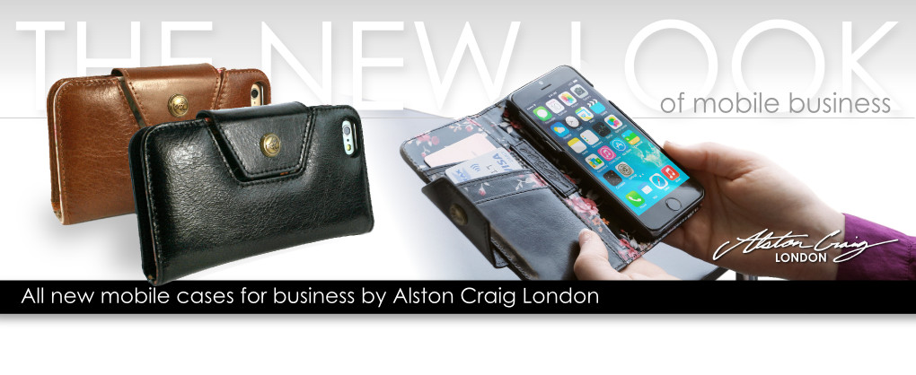 The New Look of Mobile Business - Alston Craig